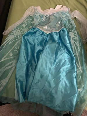 Elsa costume dress for Sale in Minneapolis, MN