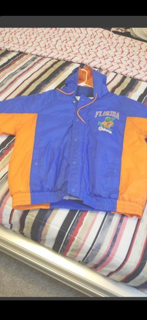 LIKE NEW APEX ONE VINTAGE GATORS JACKET SZ LARGE for Sale in Delray Beach, FL