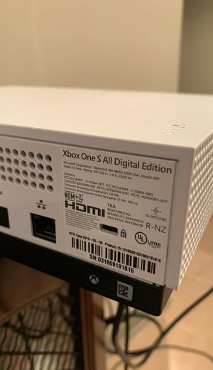 Xbox One S for Sale in Powder Springs, GA
