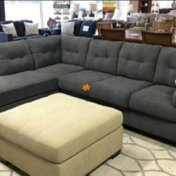 Maier Charcoal RAF Sectional by Ashley☑️Instock 👁️‍🗨️New for Sale in Silver Spring,  MD