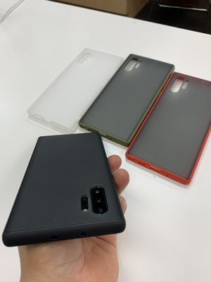 Matte protection case for Samsung Galaxy Note 10 Plus for Sale in Los Angeles, CA