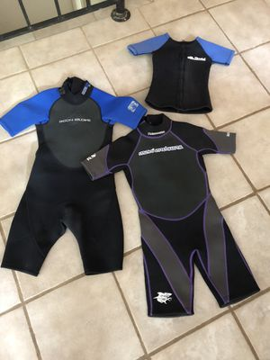 Wet suits/Life jackets for Sale in Vienna, VA