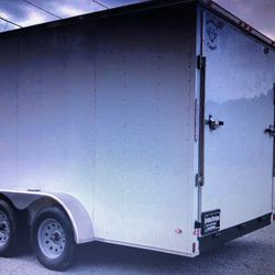 Cargo Diamond 7x16 Toy Hauler for Sale in Oklahoma City,  OK