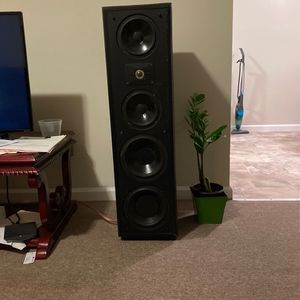 3.5 Feet Tall Polk Audio Speakers for Sale in Fremont, CA