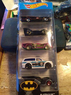 Batman Hotwheels set NEW Last One for Sale in San Diego, CA