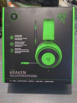 Razor kraken gaming headphones for Sale in Los Angeles, CA