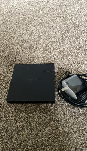 Amazon FireTV second generation with AC adapter and remote. for Sale in Charlotte, NC