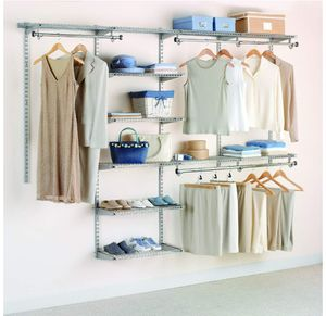 Rubermaid configurations Deluxe Custom Closet Organizer for Sale in Brooklyn, NY