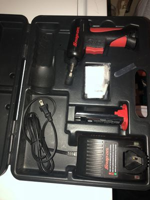 Snap-on cordless screwdriver like new for Sale in Fairfax, VA