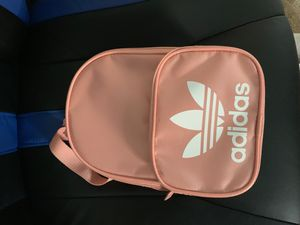 Small pink adidas backpack for Sale in Riverside, CA