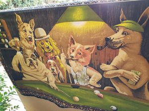 Pool room tapestry... $60 for Sale in Spring Valley, CA