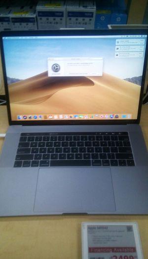 2019 MacBook Pro i7-hexi 512 GB ssd 16 ram MR942 for Sale in Nashville, TN
