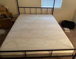 "Conforpedic loft 10"" foam beauty rest Queen mattress for Sale in Richmond, VA"