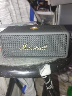 Marshall Bluetooth Speaker for Sale in Portland,  OR