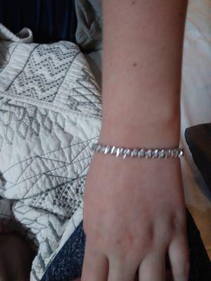 Beautiful Silver Bracelet for Sale in Price, UT