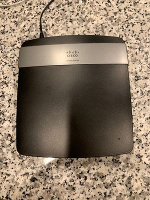 cisco linksys E2500 wifi router for Sale in CANAL WNCHSTR, OH