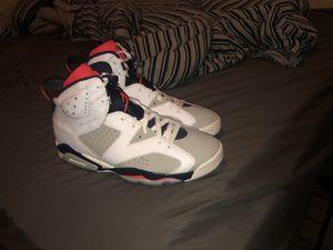 "Jordan 6s ""tinker"" size 10.5 for Sale in Surprise, AZ"