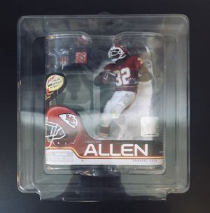 2011 Marcus Allen KC Kansas City Chiefs NFL Football McFarlane Action Figure Series 27 - BRAND NEW!! for Sale in Citrus Heights, CA