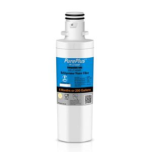 PurePlus MDJ64844601 Refrigerator Water Filter, Compatible with LG LT1000P, LT1000PC, LT-1000PC, Kenmore 46-9980, 9980 (1 Pack) for Sale in City of Industry, CA