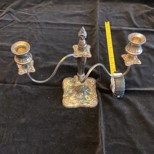 Silver Plated Candelabra for Sale in Tucson, AZ