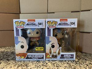 Avatar: The Last Airbender Funko Pops for Sale in Orlando, FL
