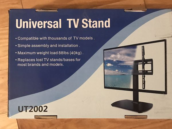 Tabletop TV Stand with Base Swivel