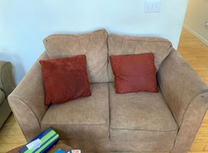 Small Couch For Sale for Sale in Fuquay-Varina, NC