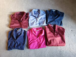 Brand new Port Authority collared shirts for Sale in Helena, MT