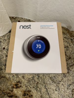Nest thermostat gen2 for Sale in Arlington, TX