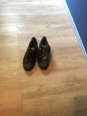 Black Adidas for Sale in Romulus, MI