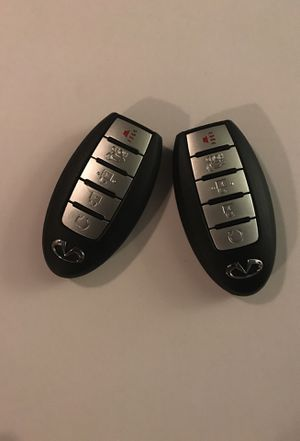 Remote St Kit Nissan This item fits: QX60 2016 to 2018 Price Drop to $$$$120$$$$ two days only ! for Sale in Murfreesboro, TN