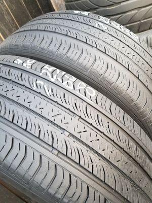 225/60-18 #2 tires for Sale in Alexandria, VA