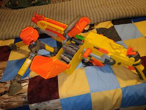 Nerf N-Strike Vulcan Automatic Dart Blaster (Discontinued) for Sale in Beaverton, OR