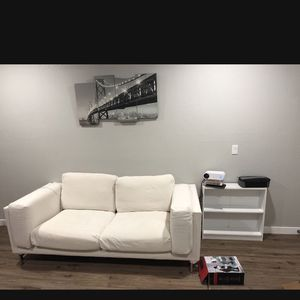 White Couch for Sale in San Diego, CA