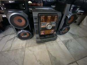 Sony stereo system for Sale in Hialeah, FL