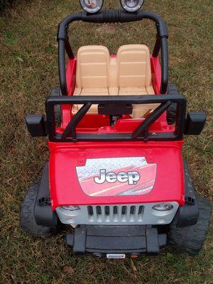 Jeep Power Wheels for Sale in Richmond, VA