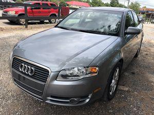 2007 Audi A4. 62k miles. Clean Title. Current Emissions for Sale in Alpharetta, GA