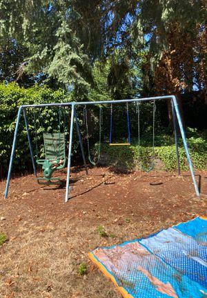Kids Swing Set for Sale in Portland, OR