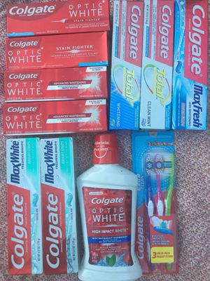 Colgate bundle for Sale in Lodi, CA