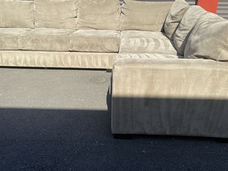 Large Down Filled Sectional From Dania! for Sale in Vancouver,  WA