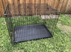 """XL Dog Crate / Kennel 42""""length x 32""""height x 28""""width for Sale in Dallas, TX"""