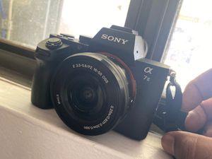 Sony a7ii for Sale in Bakersfield, CA