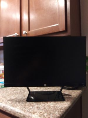 Hp computer monitor for Sale in Imperial Beach, CA