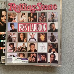 1988 Yearbook - Rolling St1 Issue #{contact info removed} for Sale in Herriman,  UT