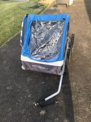 2 seat bike trailer for Sale in Woodbridge, VA