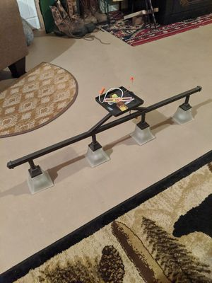 Ceiling mounted light fixture for Sale in Bellefonte, PA