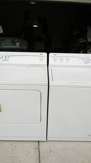 Kenmore/ Washer & Dryer for Sale in Santa Maria, CA
