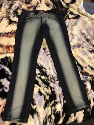 Size 15 GoGo skinny jeans for Sale in Las Vegas, NV