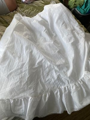 Bridal gown petticoat for Sale in Oceanside, CA