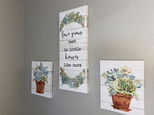 Home decor frames for Sale in Federal Way, WA